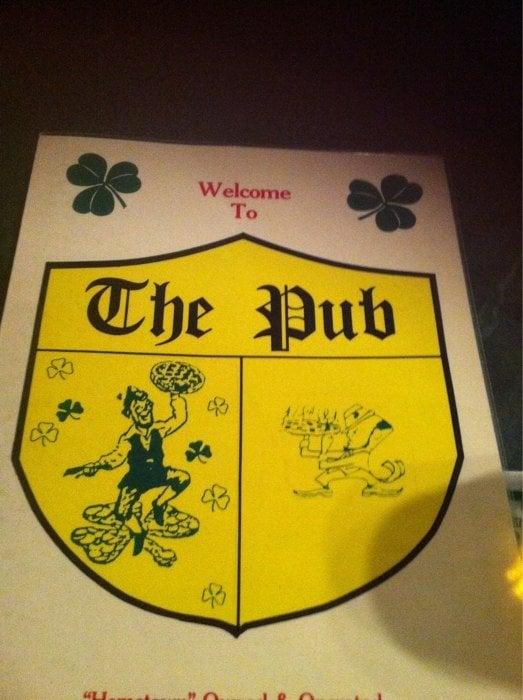 Patrick's Pub: 205 1st St, Apollo, PA