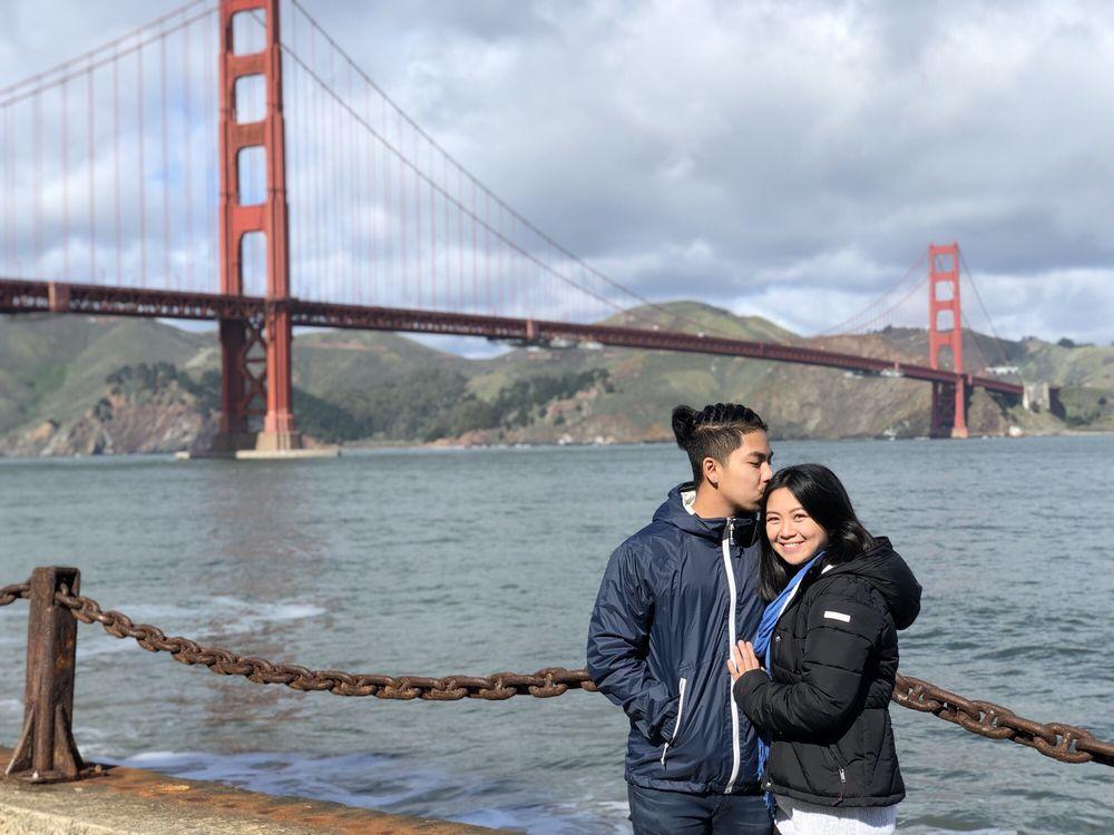 Fort Point: Marine Dr, San Francisco, CA