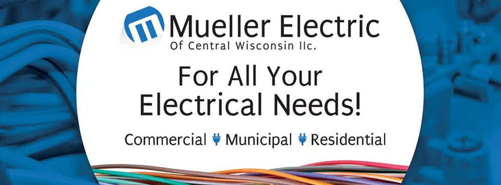 Mueller Electric of Central WI: 243 S Central Ave, Marshfield, WI
