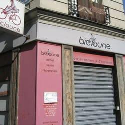 Bicloune - Bike Rentals - 65 avenue Daumesnil, Bercy, Paris, France