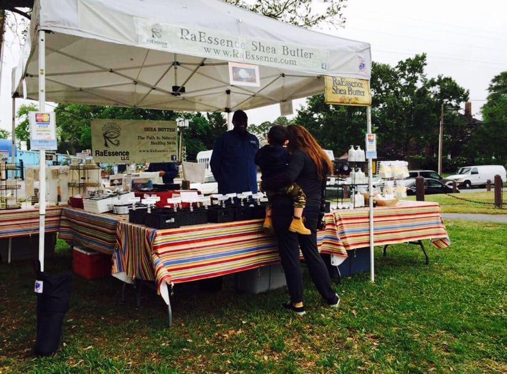 Craft & Flea Market: Riverview Village Day, Norfolk, VA