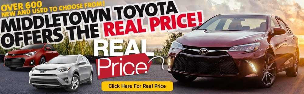 Middletown toyota service