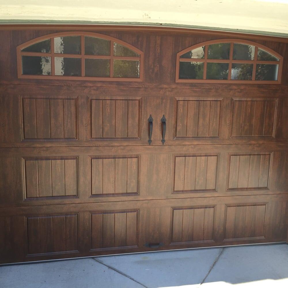 My New Garage Door Rs Overhead Garage Doors Yelp