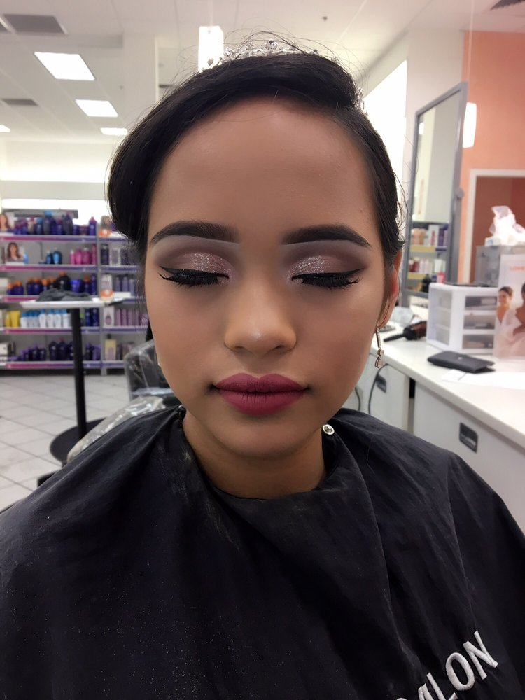Get Your Makeup Done With Sila Martinez 40 Makeup Application 10
