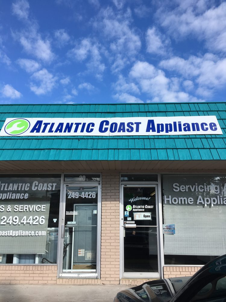 Atlantic Coast Appliance: 20 Seminole Rd, Atlantic Beach, FL