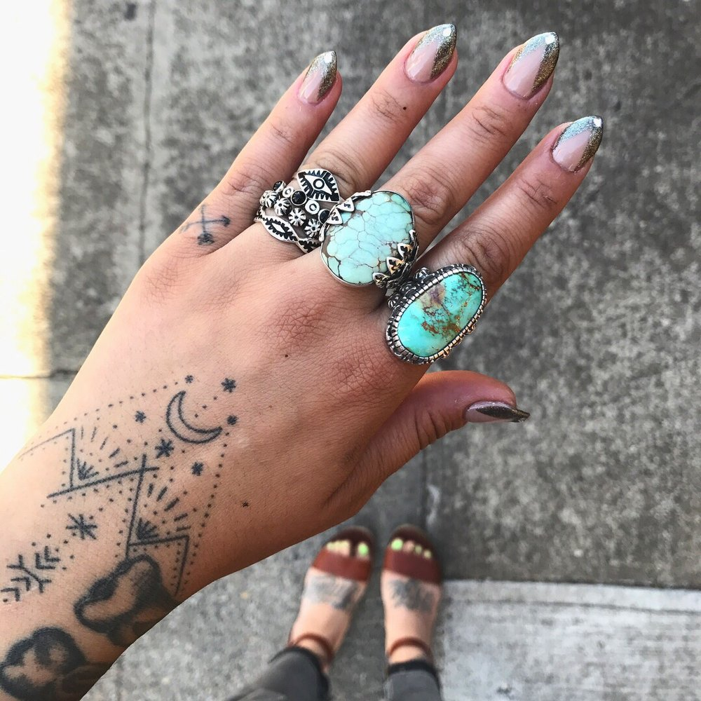 Fresh claws by Oanh ! She\'s amazing at nail art ! - Yelp
