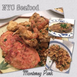 Photo Of Nyc Seafood Restaurant Monterey Park Ca United States