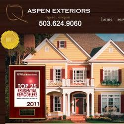 Photo Of Aspen Exteriors   Tigard, OR, United States. Aspen Exteriors (503