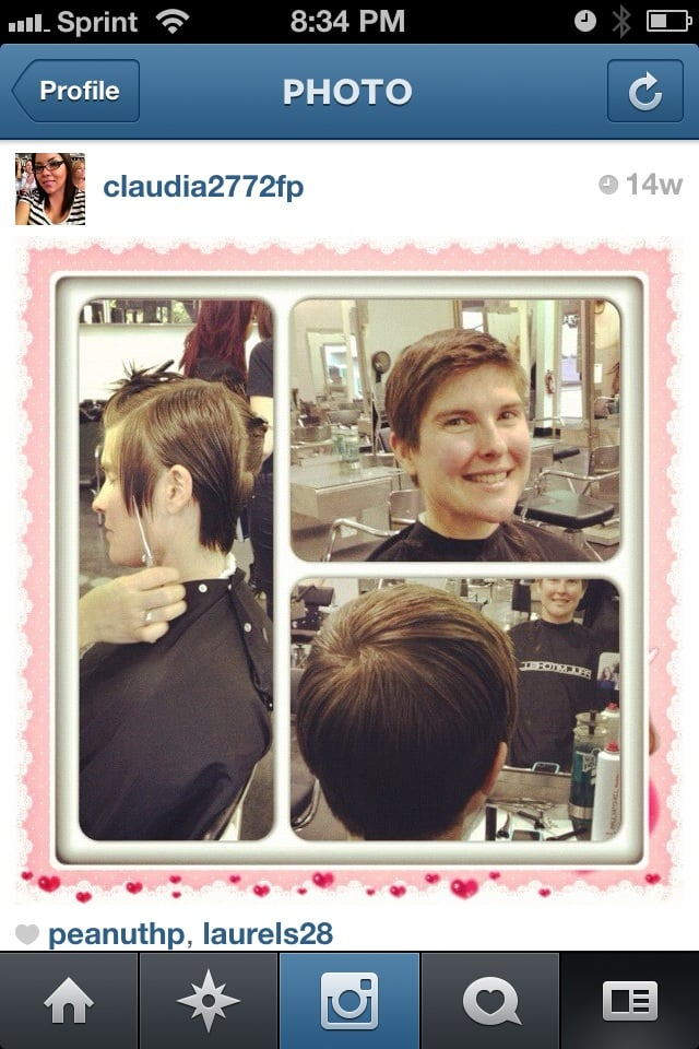 Pixie cut by claudia2772 yelp for A salon paul mitchell san diego