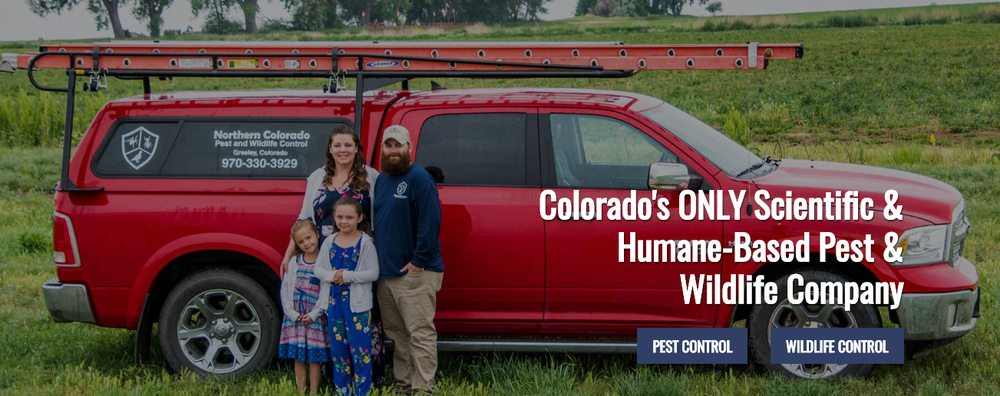 Northern Colorado Pest and Wildlife Control: 2881 S 31st Ave, Greeley, CO