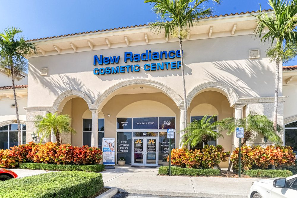 New Radiance Cosmetic Centers - Palm Beach