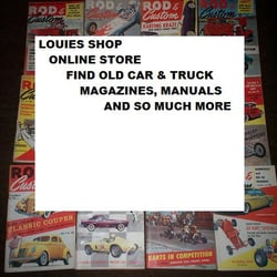 new products fb000 cb8db Louies Shop - Newspapers & Magazines - North Valleys, Reno ...