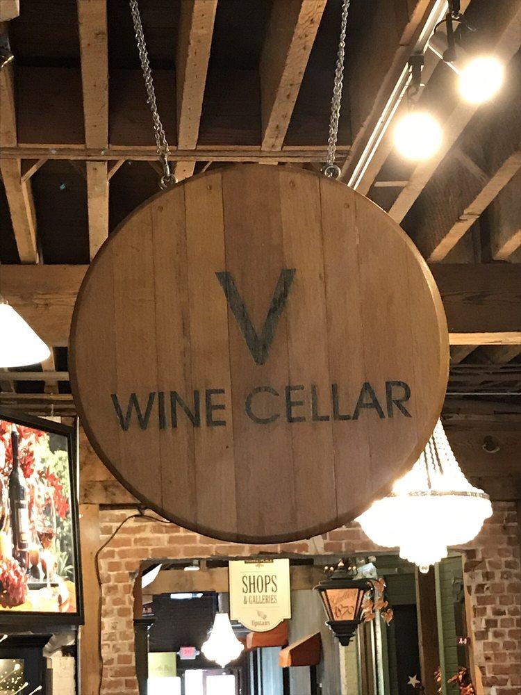 V Wine Cellar: 6525 Washington St, Yountville, CA