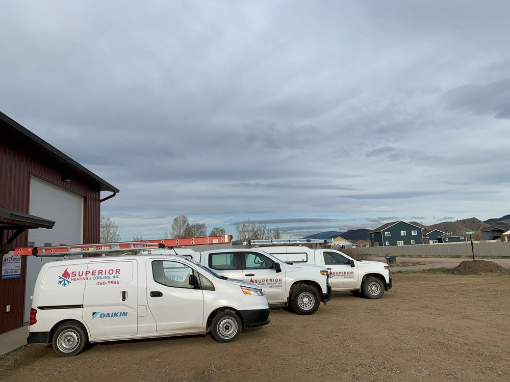 Superior Heating & Cooling: 1145 Hahn Rd, Helena, MT