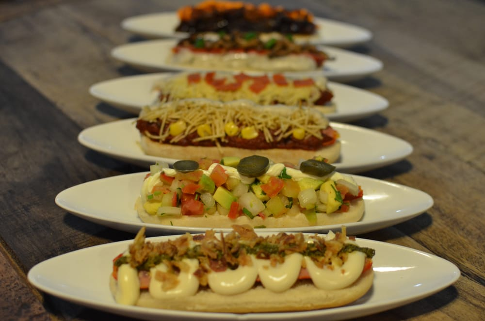 Überdog - Amazing Hot Dogs