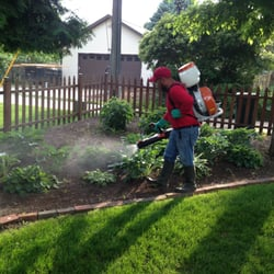 photo of weiss lawn care inc geneva il united states mosquito barrier - Lawncare
