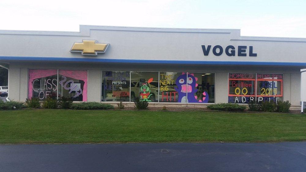 Vogel Chevrolet Inc: 710 Park Ave, Kiel, WI