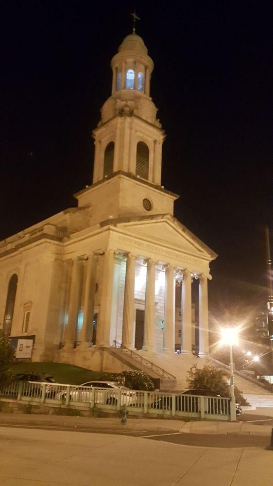 National City Christian Church: 5 Thomas Cir NW, Washington, DC, DC