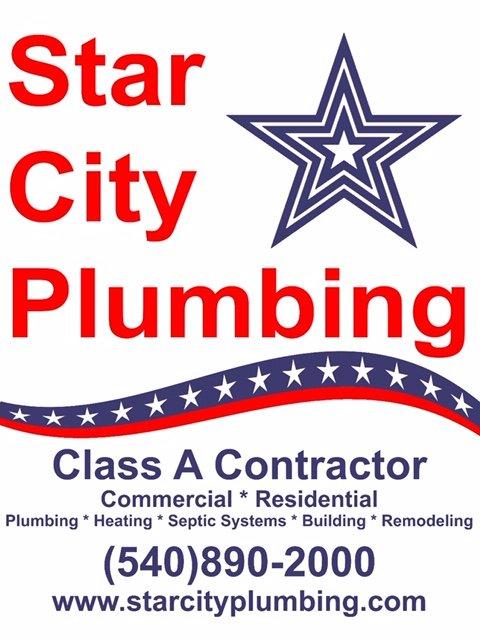 Star City Plumbing: Vinton, VA