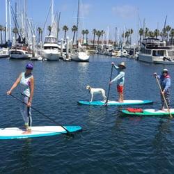 Photo Of Olympus Standup Paddleboarding Torrance Ca United States