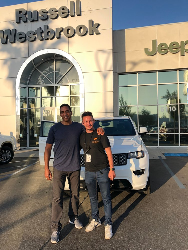 Russell Westbrook Cars >> Russell Westbrook Chrysler Dodge Jeep Ram Of Van Nuys 2019 All You