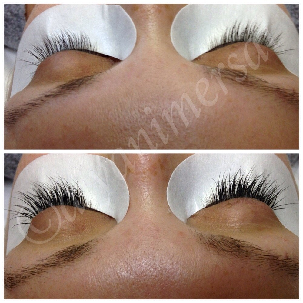 Lash Extensions Dont Have To Be Clown Like Or Overdone She Wanted