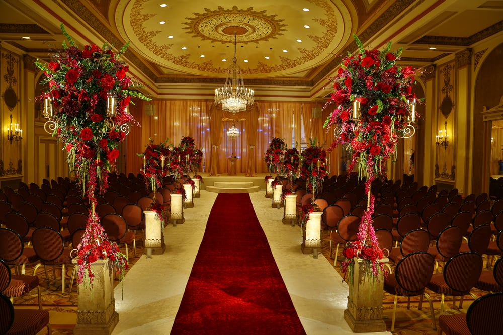 Flowers and Decoration for Wedding ceremony in Palmer ...