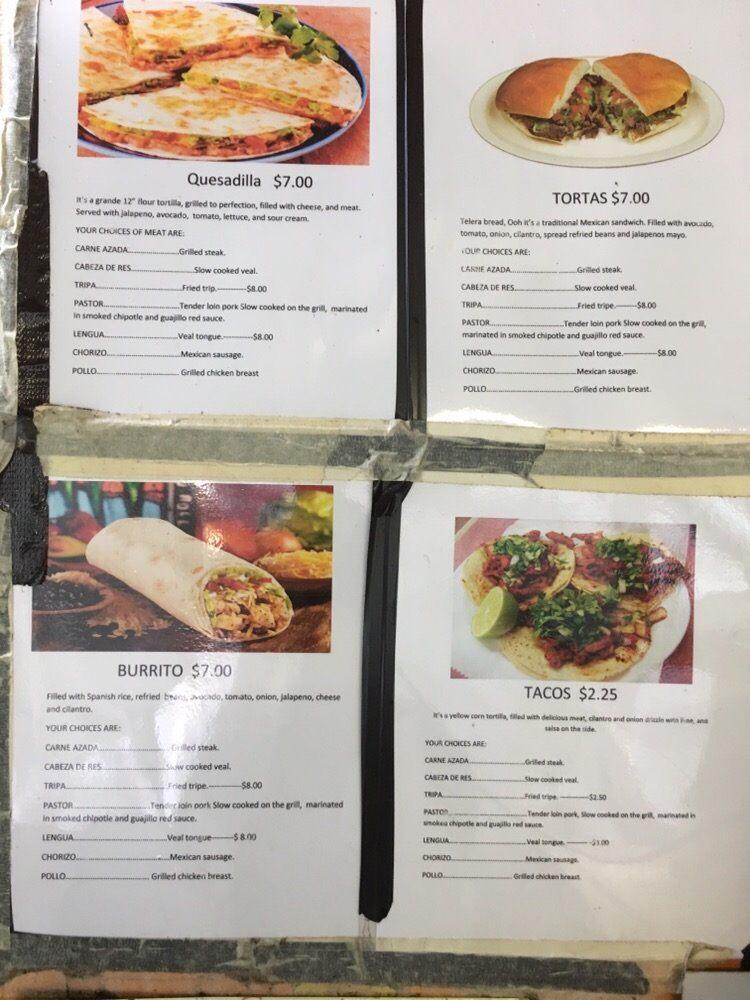 Tacos Y Burritos Express: 2315 Spartanburg Hwy, East Flat Rock, NC