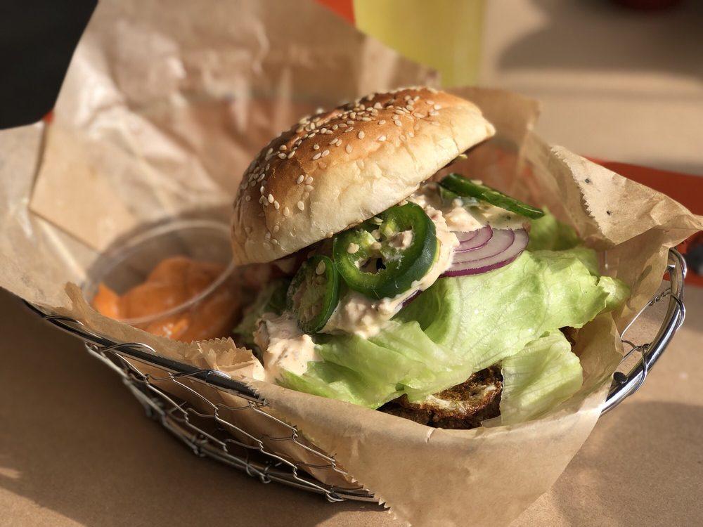 Farm Burger Dunwoody