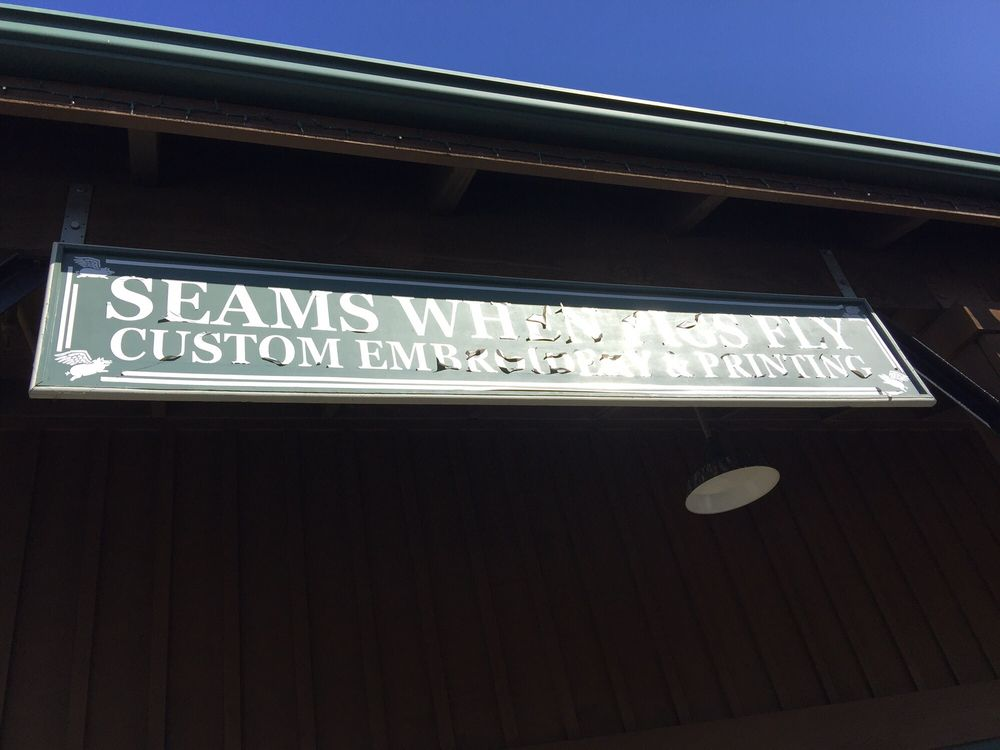 Seams When Pigs Fly: 3431 Broadway St, American Canyon, CA