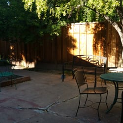 Photo Of Stanford Coin Wash   Palo Alto, CA, United States. Nice Patio
