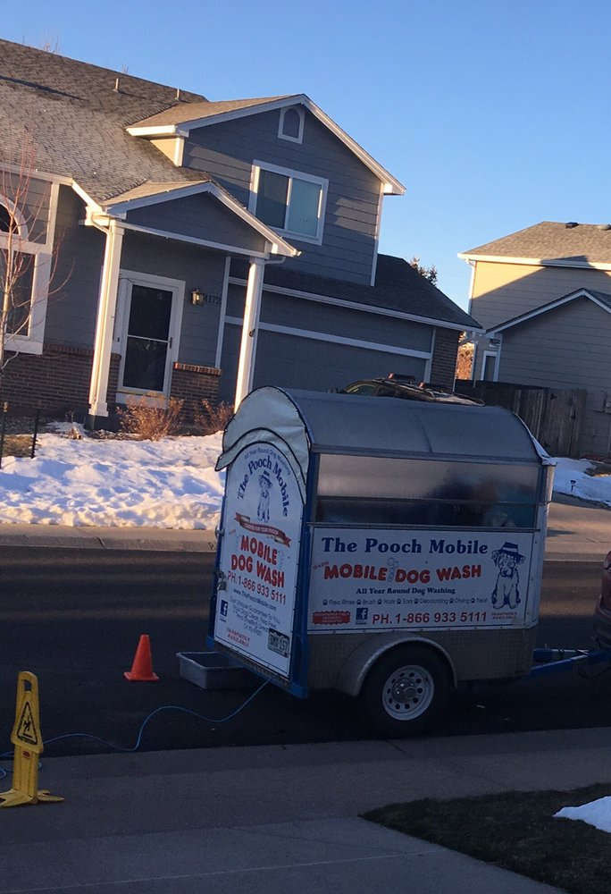 The Pooch Mobile: Castle Rock, CO