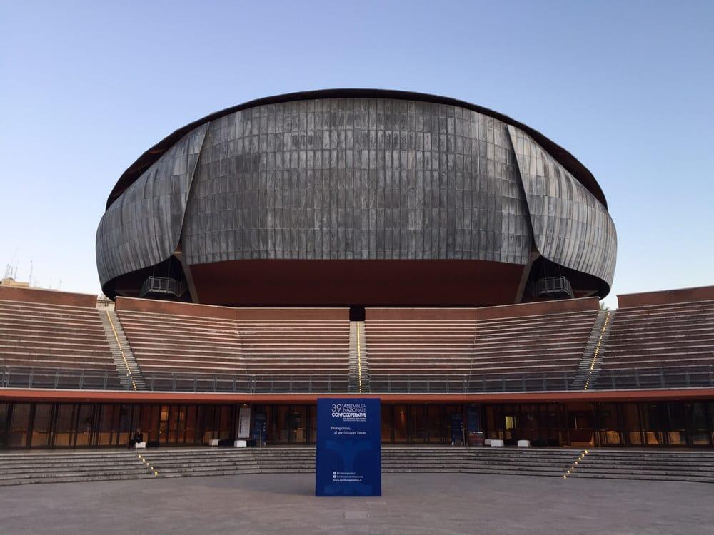 Sale Parco Della Musica Roma : Auditorium parco della musica foto e recensioni opera