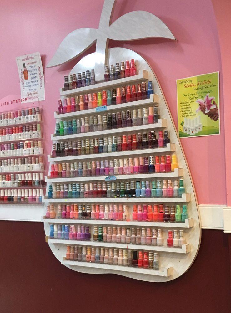 Lucky Nails: 823 W Carolina Ave, Hartsville, SC
