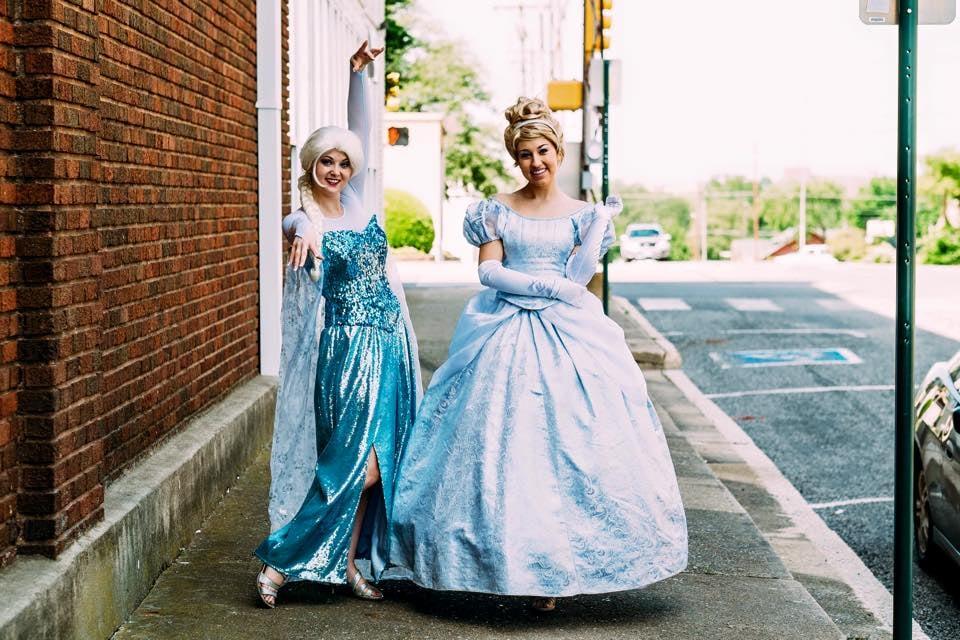 Photo Of Fairytale Princess Parties DFW