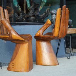 Photo Of Centerpiece Gallery   Los Angeles, CA, United States. Hand Chairs.