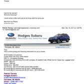 Hodges Subaru 26 Photos 54 Reviews Auto Repair