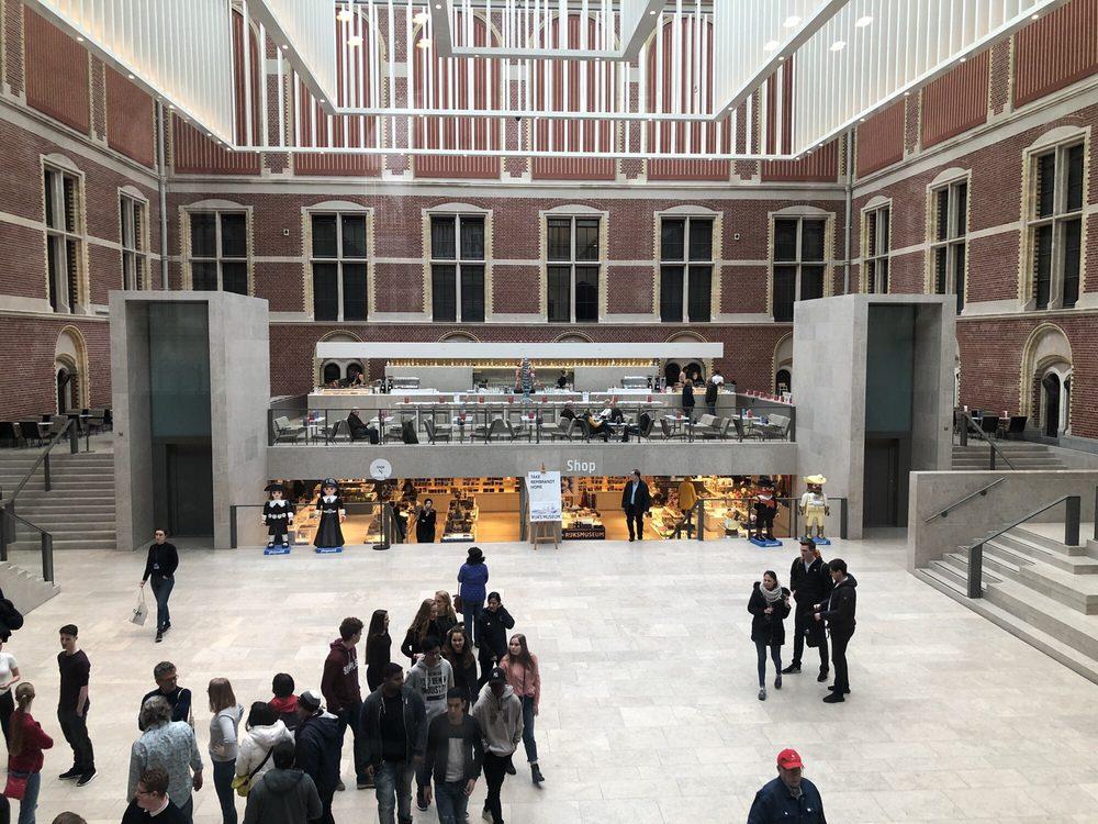 Photo of Rijksmuseum: Amsterdam, NH