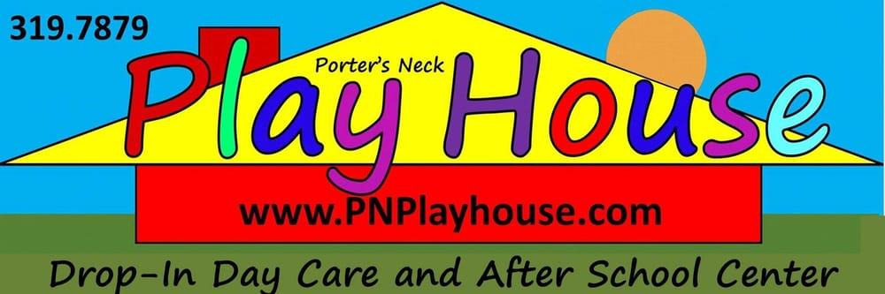 Porter's Neck Play House: 7946 Market St, Wilmington, NC