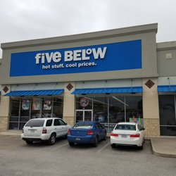 According to One Dollar Store, many product listing are never more than the initial cent listing, allowing you to truly buy something for less than a dollar. Five Below. Five Below is another fun dollar store where every item costs less than $5. You can visit an in-person store or shop online.