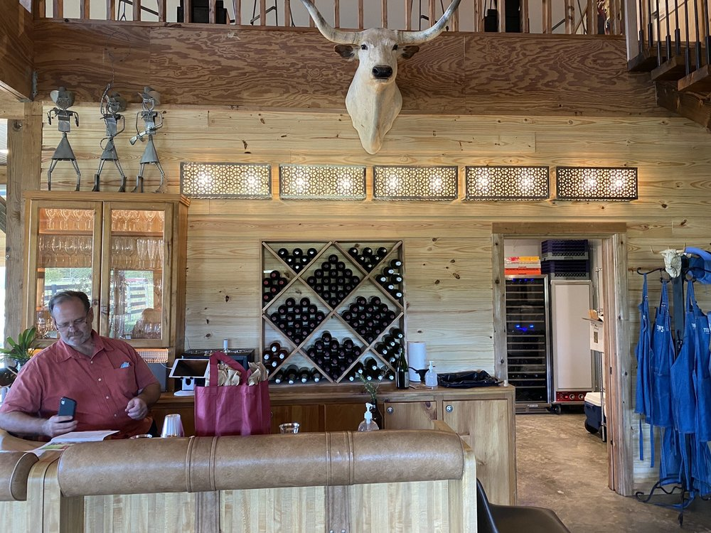 Triple N Ranch Winery: 5220 Key Ranch Rd, Trinidad, TX