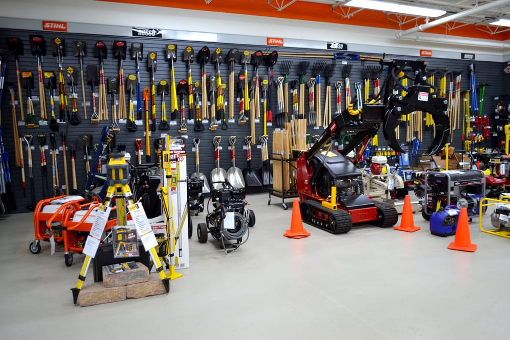 Russo Power Equipment: 21660 S La Grange Rd, Frankfort, IL