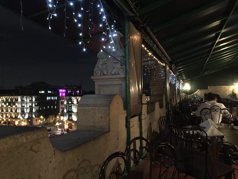 La terraza del hotel majestic 16 fotos cocina mexicana for Piso 9 del hotel madero