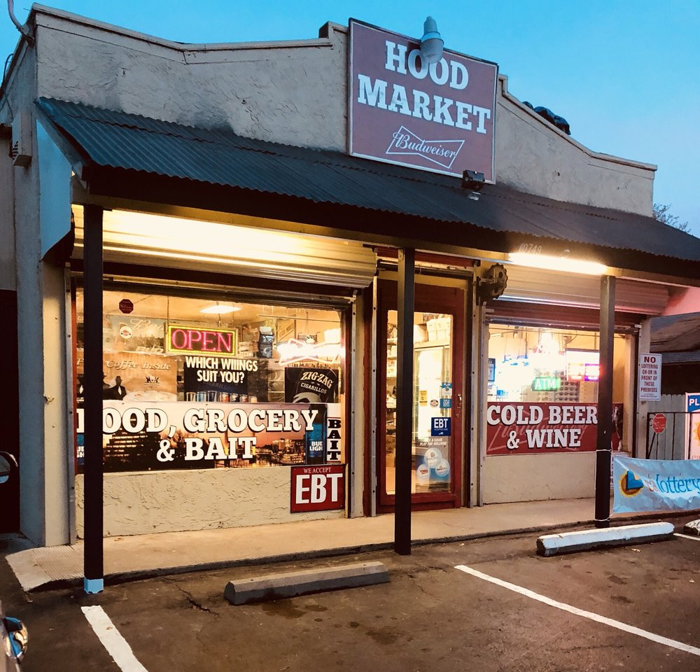 Hood Market: 10749 River Rd, Hood, CA