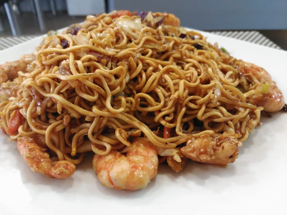 noodles go asian fusion calle granada 27 m laga