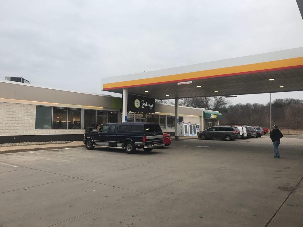 Shell Food Mart: 10305 Miller Dr, Galesburg, MI