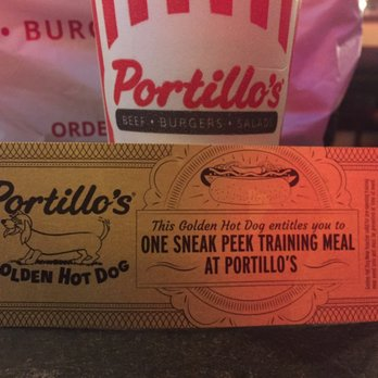 Portillo S Hot Dogs Harwood Heights Il