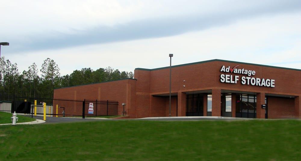 Advantage Self Storage: 7700 Advantage Storage Dr, Chester, VA