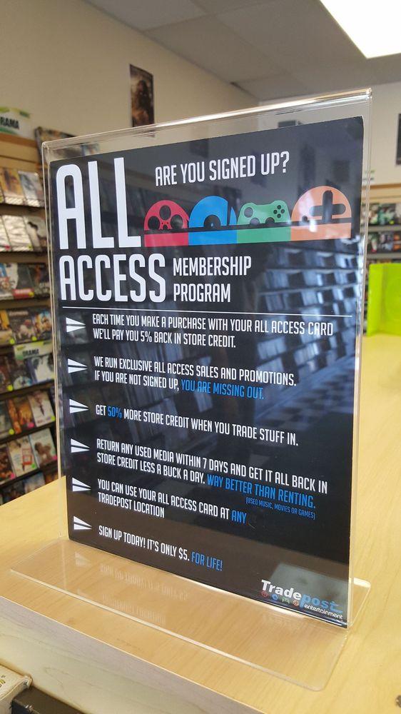 All Access membership program - Yelp acd9f2394