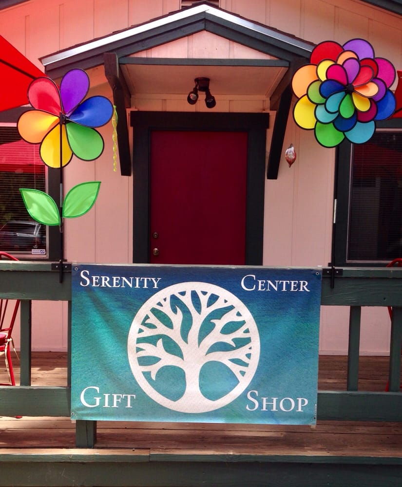 Serenity Center & Gift Shop: 26600 Meadow Dr, Pioneer, CA